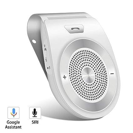Amazon com: Bluetooth Speakers, Wireless In-Car Speakerphone