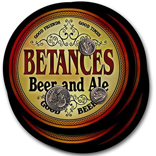 Betances Beer & Ale - 4 pack Drink Coasters