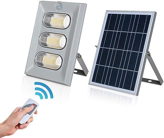 Dxyap 150W Lámparas Solares, lámparas Solares luz de Jardín Focos led Exterior IP65Impermeable: Amazon.es: Iluminación