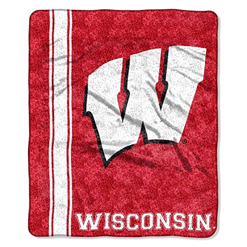 The Northwest Company Officially Licensed NCAA Wisconsin Badgers 50