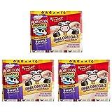 Horizon Organic DHA Omega-3 Vanilla Lowfat Milk, 8 fl oz, 6 count (Pack of 3)