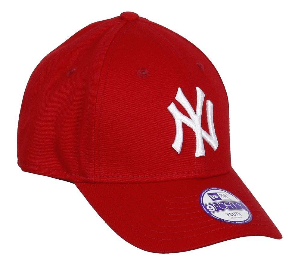 New Era New York Yankees Strapback Cap 9forty Kappe Basecap Child Youth  Adjustable 10531939 326aabe164b6