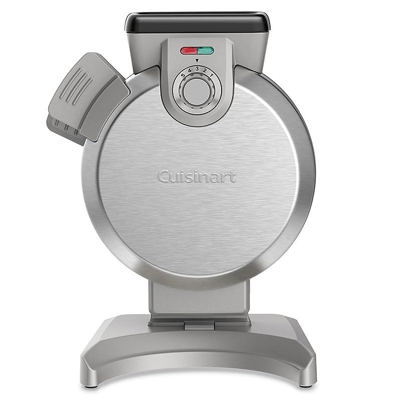 CUISINART WAF-V100C Vertical Waffle Maker, Silver: Amazon.ca: Home ...