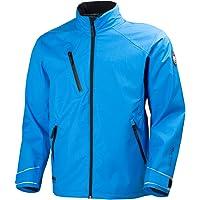 Helly Hansen Workwear Brugge Jacket functionele jas waterdichte werkjas 530, 3XL, blauw, 71046
