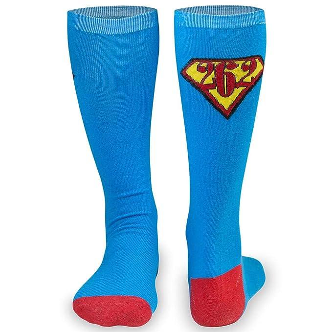 Amazon.com: Calcetines deportivos hasta la rodilla ...