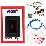 Aramox Diagnostic Tool, Auto Key Programmer Tool AK90+ V3.19 Match for EWS AK90 Key-PROG