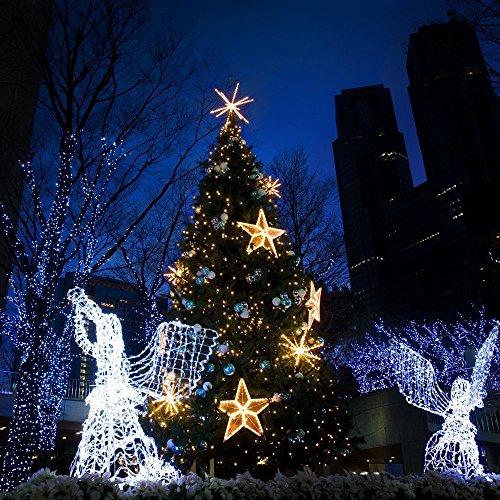 Backyard Twinkle Lights: HaMi LED String Lights 66ft With 200 LEDs, Led Twinkle