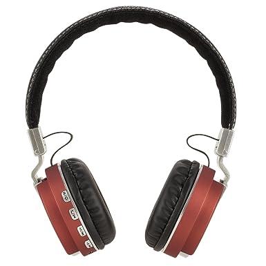 yijee nuevo inalámbrico Bluetooth Auricular Auricular con micrófono BT008 plegable auriculares Metal con micrófono portátil auriculares