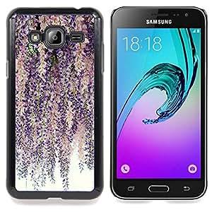 """Planetar ( Los árboles Fila Sky View Road la calle"""" ) Samsung Galaxy J3(2016) J320F J320P J320M J320Y Fundas Cover Cubre Hard Case Cover"""