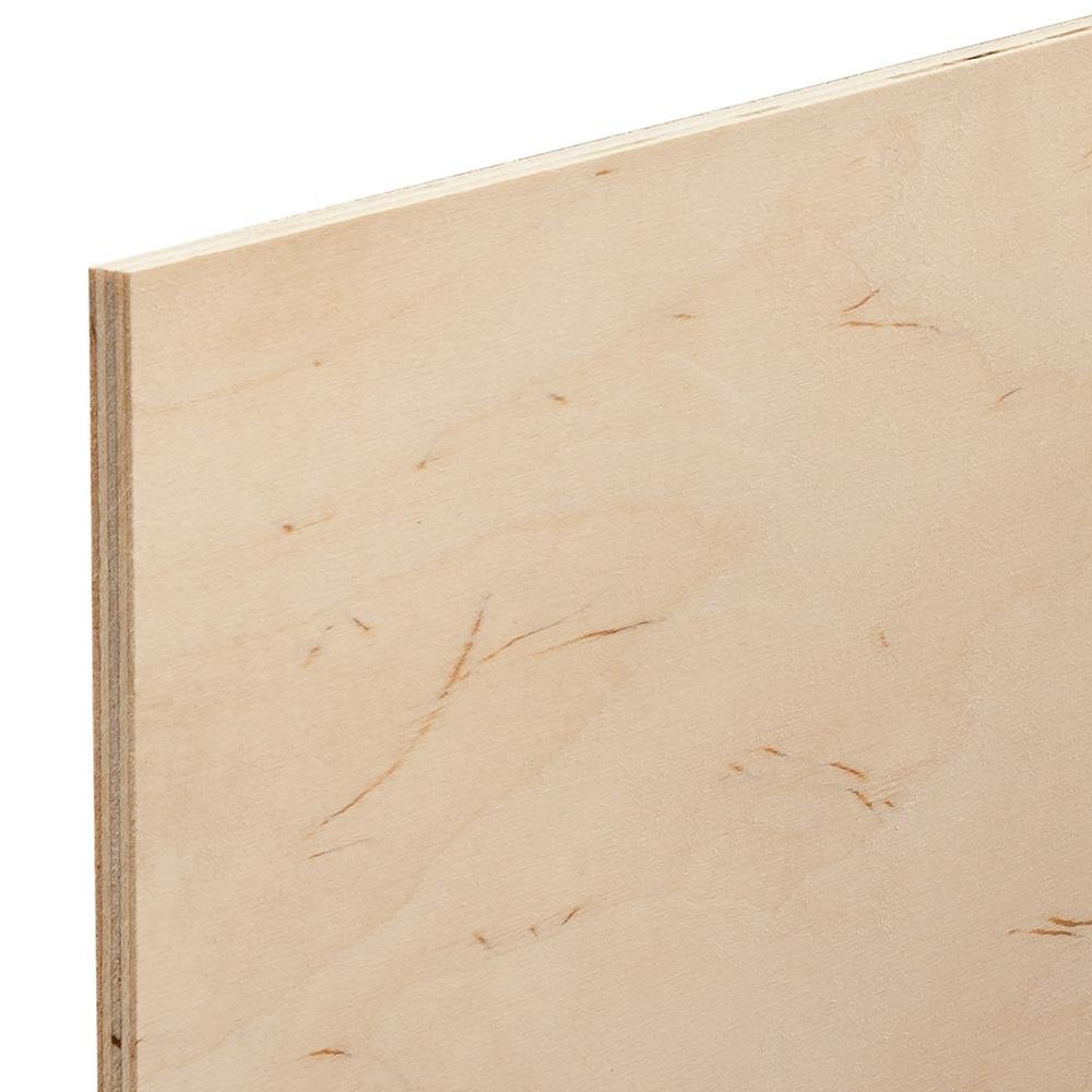 Single Piece of Baltic Birch Plywood - 1/4 thick x 24 x 30 Dealer Imports