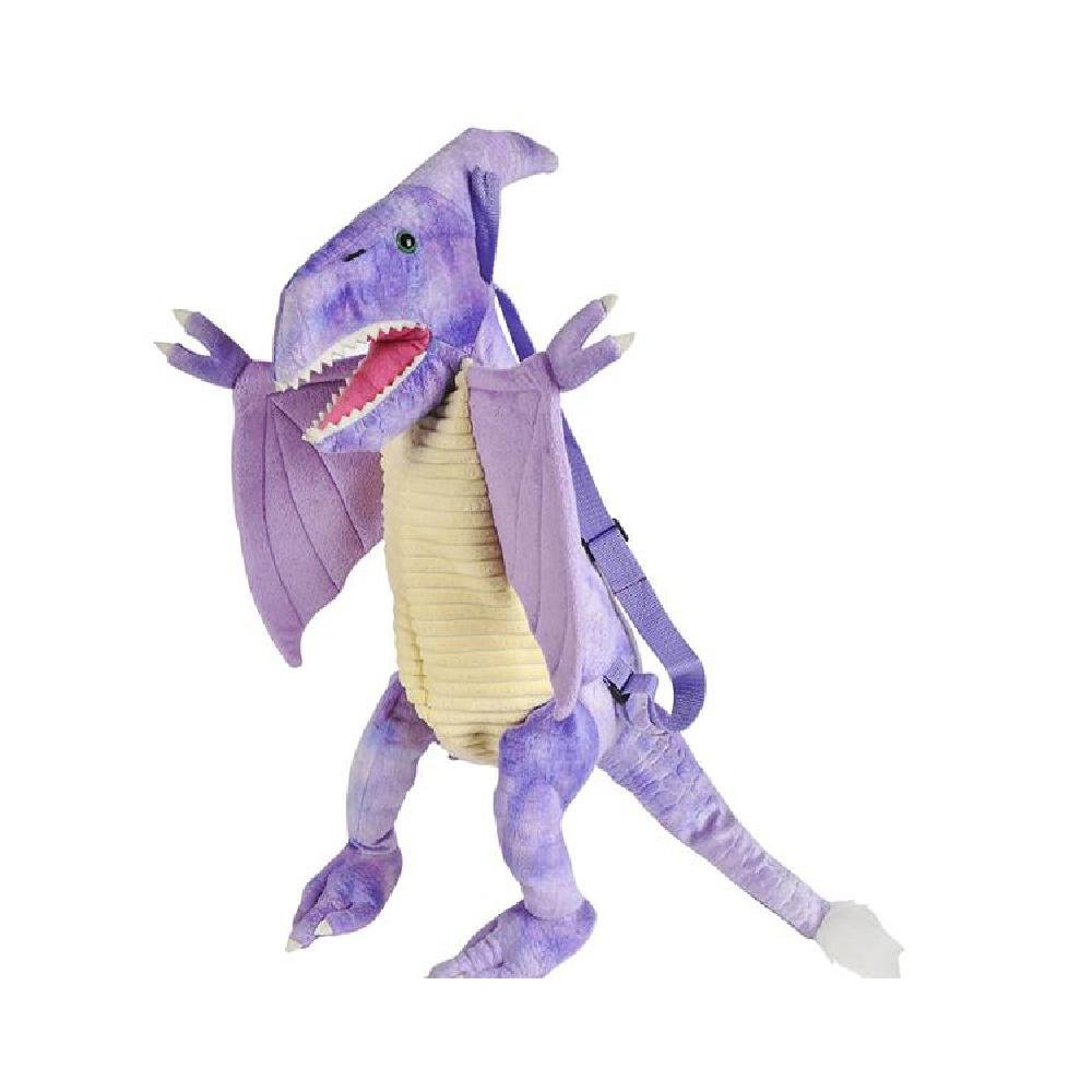 20'' Dino Bp Pteranodon, Purple by Bargain World