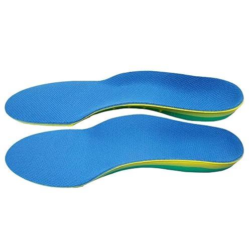 1 Par Plantillas Ortopédicos Soporte Del Arco Plantar Fascitis Dolor De Pies Planos Del Talón Adultos: Amazon.es: Zapatos y complementos
