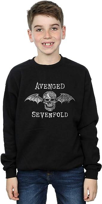 Absolute Cult Avenged Sevenfold Niños Cyborg Bat Camisa De ...