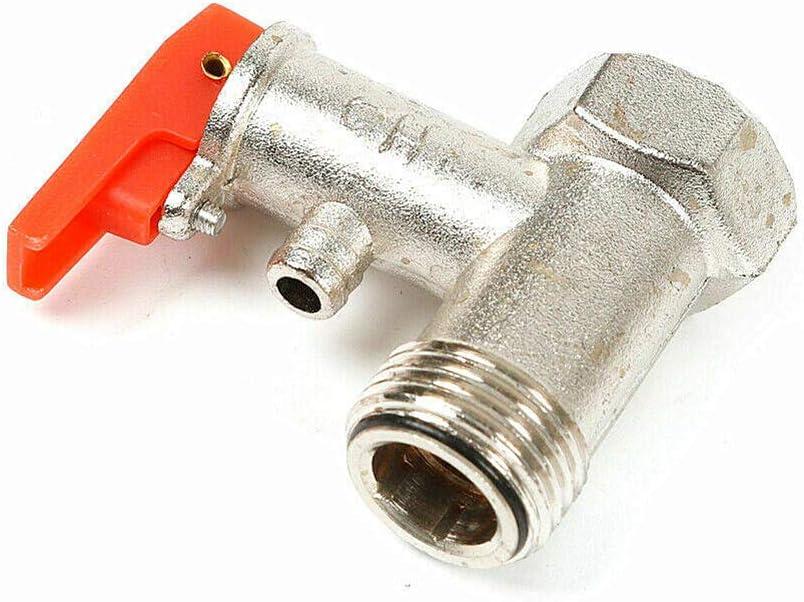 Eldom Warmwasserspeicher Boiler 2000W 220V Elektroboiler Elektrospeicher Elektro Warmwasser Storage Heater Hot Water 50L