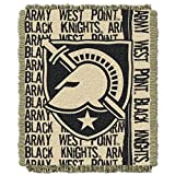 NCAA Army Black Knights Double Play Jacquard Throw, 48' x 60'