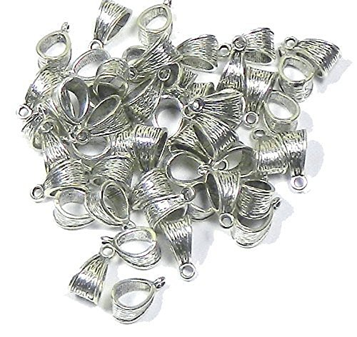 Rockin Beads Pendant Hangers Antiqued
