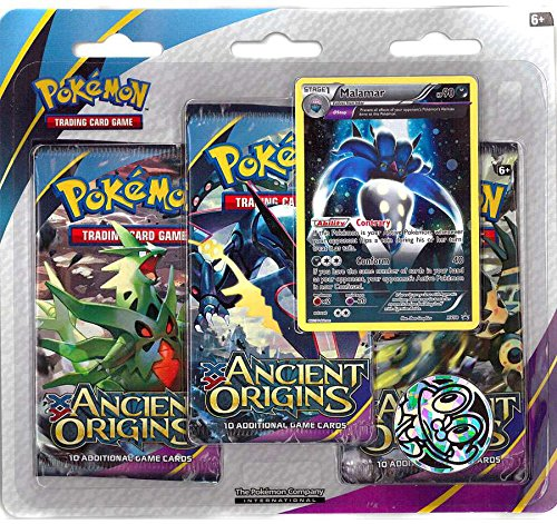 Pokemon Trading Card Game: XY Ancient Origins 3-Pack Blister