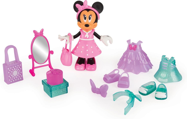 IMC Toys- Disney Minnie Vamos de Shopping (182196)