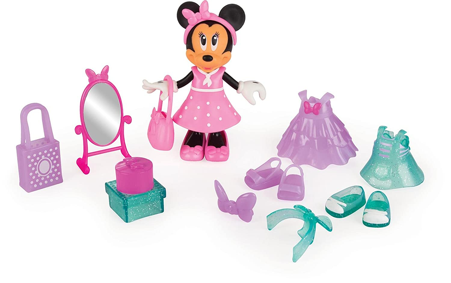 IMC Toys - Minnie Vamos de Shopping (182196)