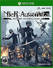 Nier Automata: Become as Gods Edition - Xbox One [Digital Code]
