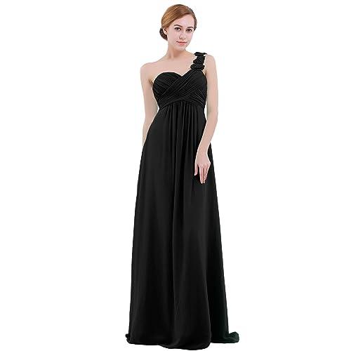 IEFIEL Vestido Largo para Mujer Dama de Honor Chica Vestido de Fiesta Cóctel Espalda al Aire