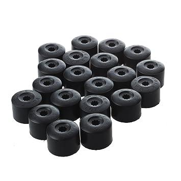 Perno de tapa de tuercas de ruedas - TOOGOO(R)20 Tuerca de rueda