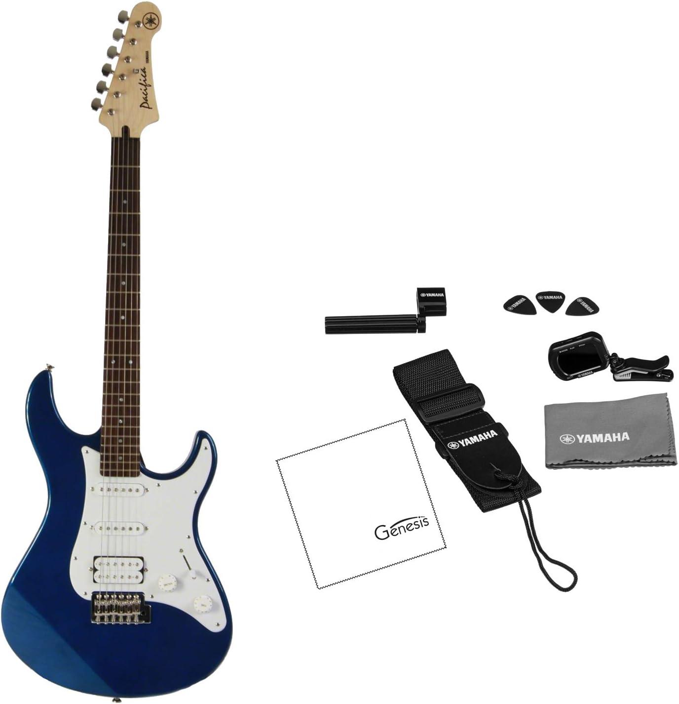 Yamaha Pacifica serie pac012 dBm guitarra eléctrica de profundidad ...