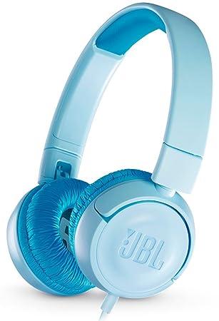 23912430b80 JBL JBLJR300BLU Headphone,Blue: Amazon.co.uk: Electronics