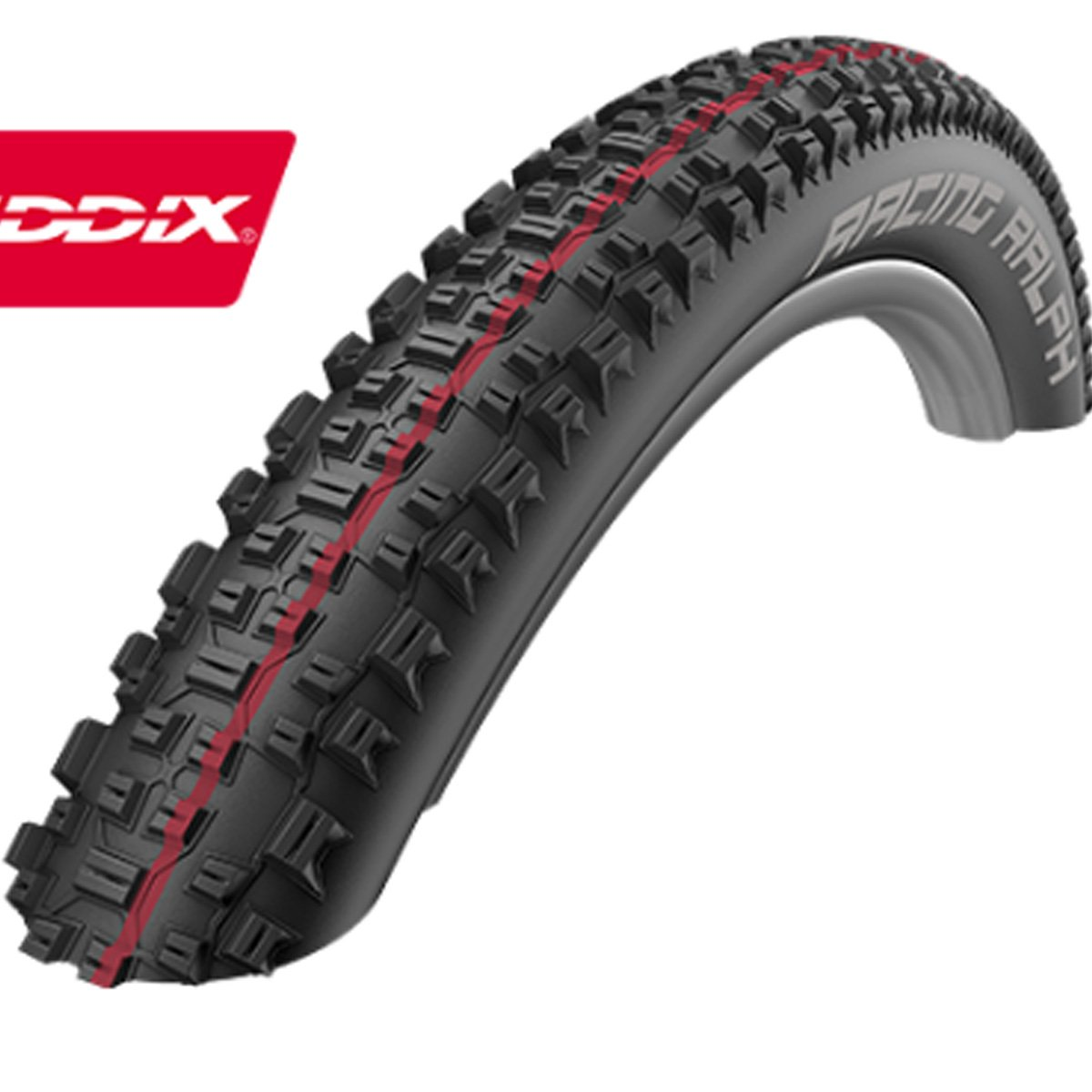 Schwalbe Racing Ralph Addix複合MTBタイヤ B071FMWRS1 29 X 2.25 LiteSkin Speed
