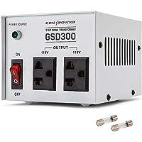 Genpower GSD300 300W 240V-110V Pure Sine Step Down Transformer