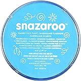Snazaroo - Pintura facial y corporal, 18 ml, color turquesa
