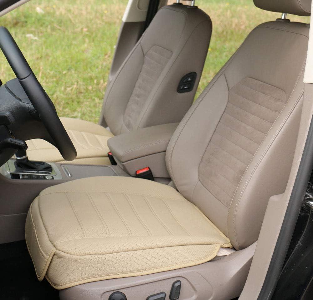 1+1 PREMIUM BLACK CUSHION PADDED SEAT COVERS FOR BMW 1 3 5 7 X1 X3 X5 X6 SERIES