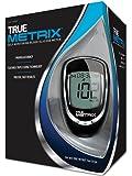 TrueMetrix Blood Glucose Testing Kit. Includes: Meter, 10 Test Strips, 10 Lancets, Adjustable Lancing Device, Control Solution, Owners Log Book & Manual