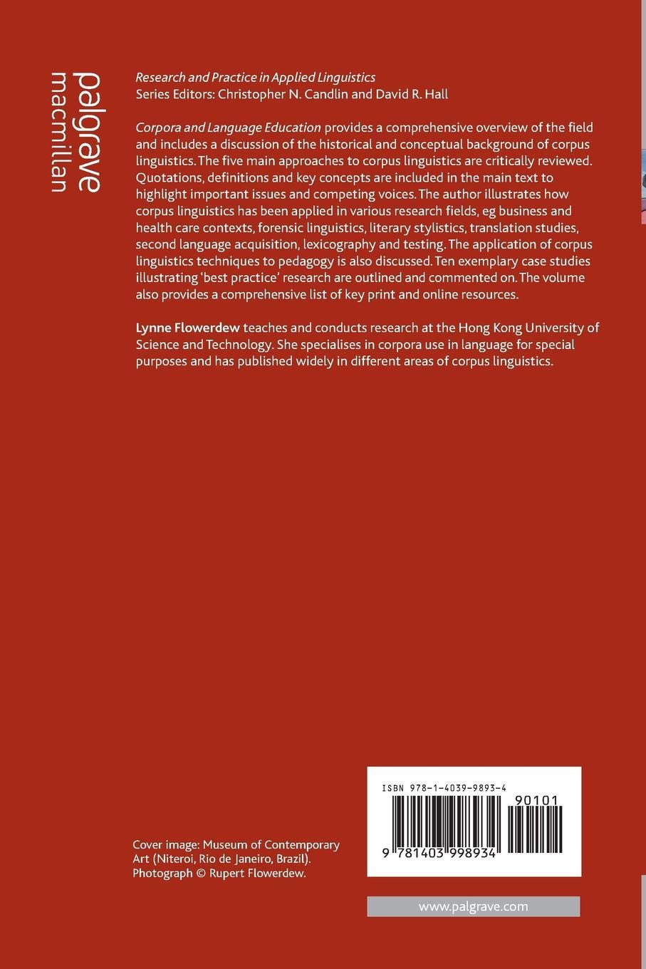 Research in Linguistics and Applied Linguistics
