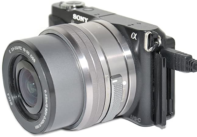 JJC TM-F2 - Cable de disparo del obturador para Sony A58, A7, A7R ...
