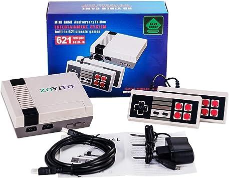 Clásico juego Consola HDMI Retro Mini versión 621 ... - Amazon.es