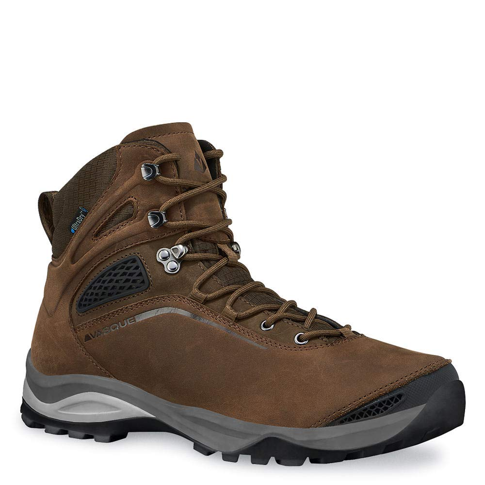 Dark Earth Slate Brown Vasque Men's Canyonlands UltraDry Hiking shoes