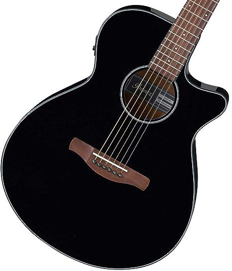 Ibanez AEG50-BK - Guitarra acústica: Amazon.es: Instrumentos musicales