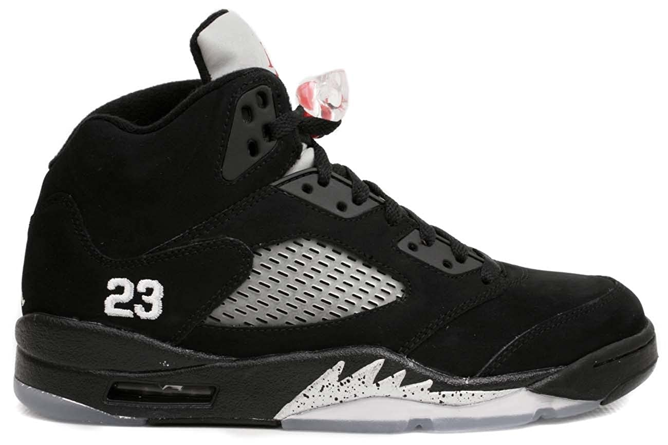 f5f462ad0c7 Amazon.com: AIR Jordan 5 Retro '2011 Release' - 136027-010: Shoes