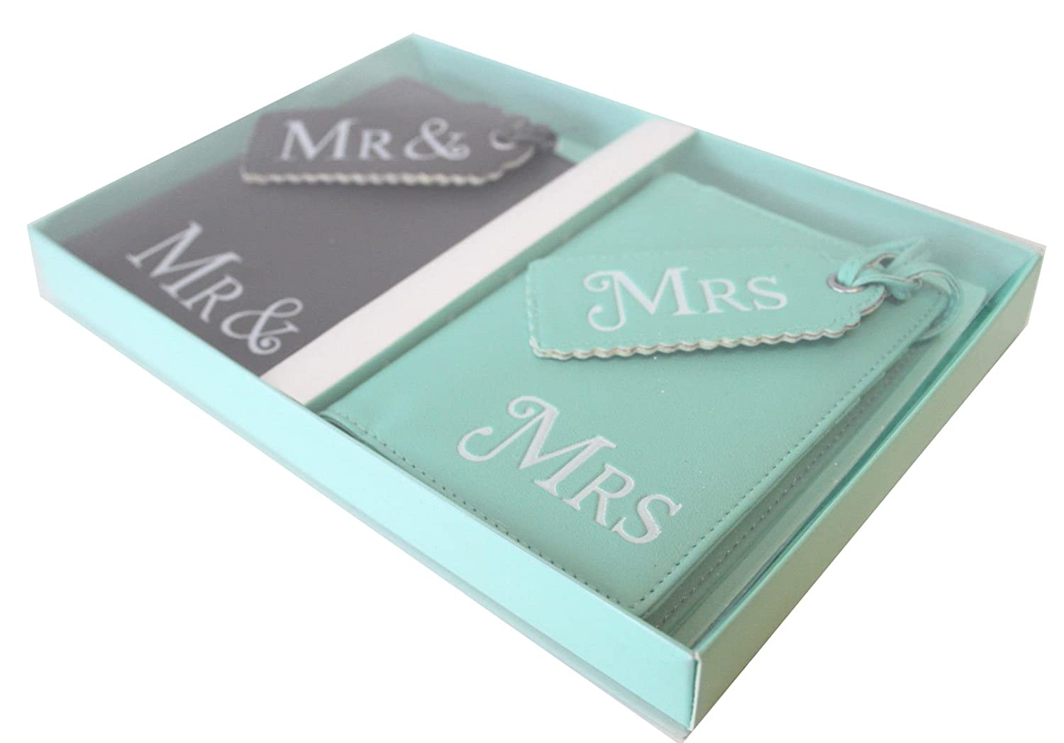 Mr Mrs Passport Covers Luggage Tags Wedding Gift And Honeymoon
