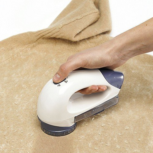 Fuzz Off Lint Remover Fluff Removing Machine 290000025