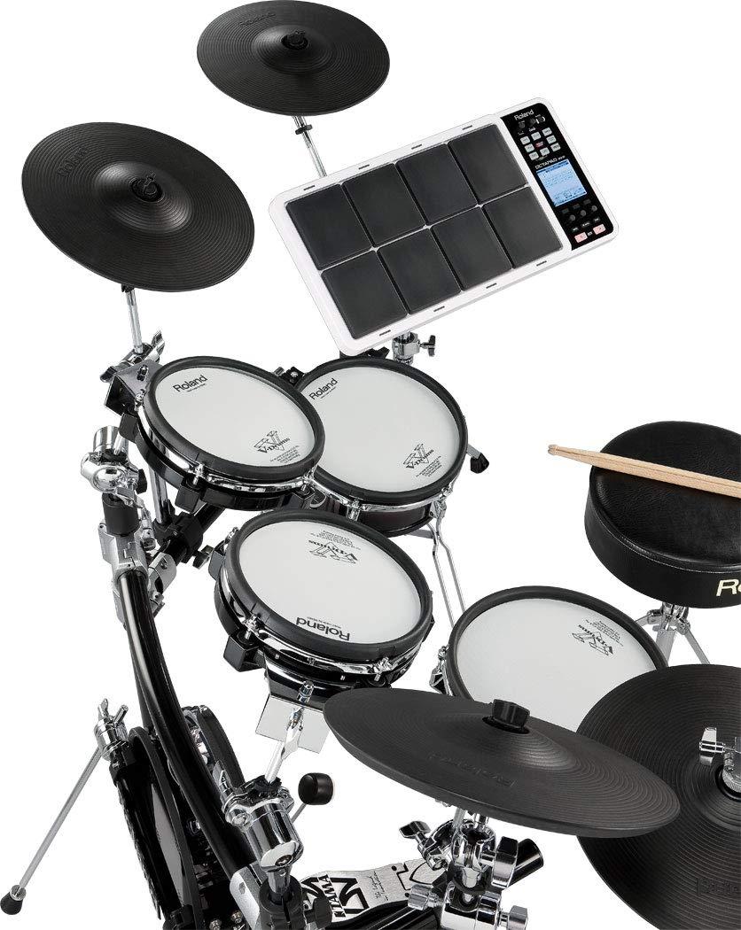 Roland OCTAPAD Digital Percussion Pad, black (SPD-30-BK) by Roland (Image #6)