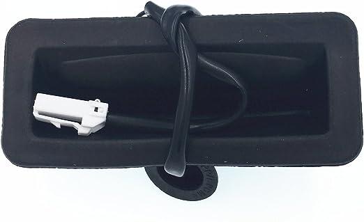 HZTWFC Interruptor de liberaci/ón del port/ón trasero OEM # 3M5119B514AC