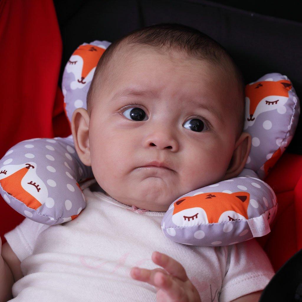 Amazon.com: KAKIBLIN reposacabezas para bebé y ...