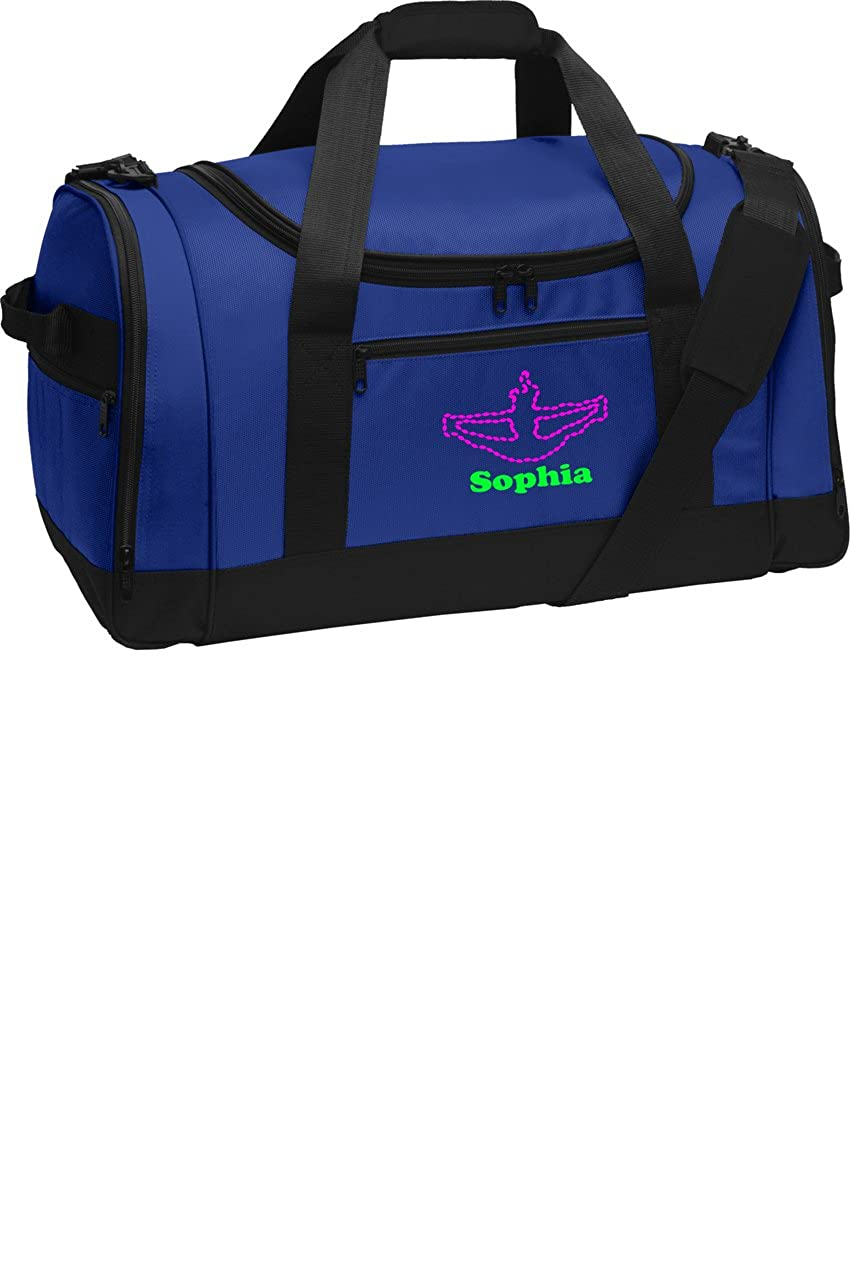 Personalized Cheer Voyager Sports Duffel Bag