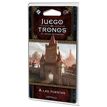 Fantasy Flight Games Juego de Tronos LCG A las puertas (Asmodee ...