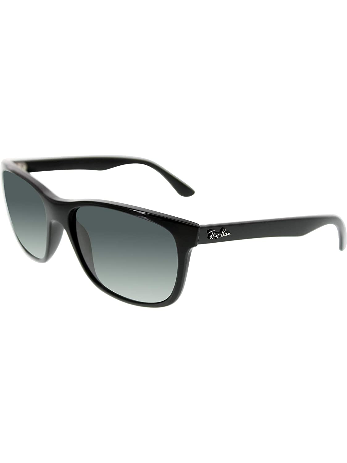 d823a1651e5 Amazon.com  Ray Ban RB4181 Sunglasses-601 71 Black (Gradient Gray Lens)-57mm   Ray-Ban  Shoes