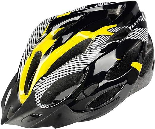 JIAAN Casco de Bicicleta Cycling Helmets Casco para Bicicleta ...