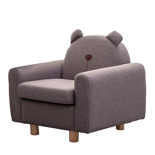 AFCITY-home Mini sofá para niños, Niños Sofá Sofá tapizado ...