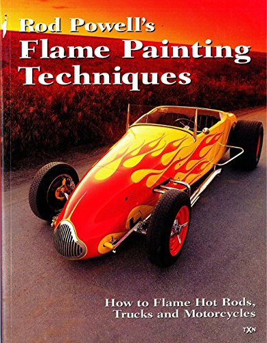 0-9652005-5-8 Rod Powell Flame Painting Techniques
